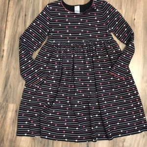 Gymboree size 9 new with tags a line dress twirl